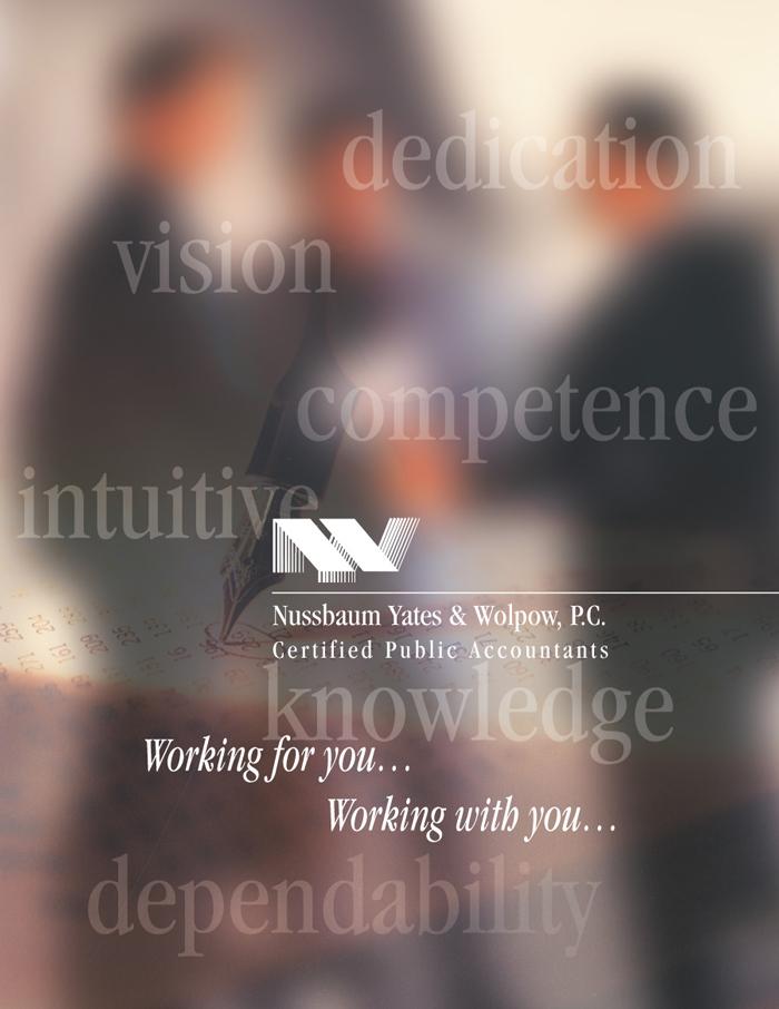 Nussbaum, Yates & Wolpow, PC