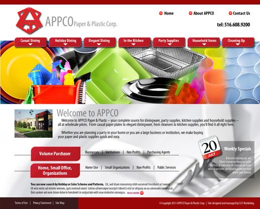 APPCO Paper & Plastic