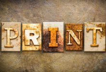 5 Reasons Why Print Advertising is Not Dead