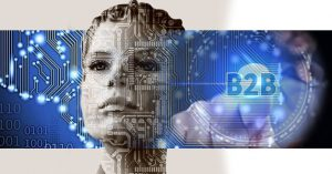 artificial intelligence and B2B marketing