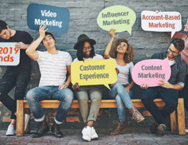 5 B2B Marketing Trends in 2019